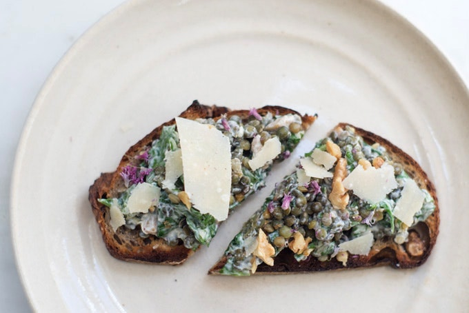 A Big List of Things You Could Be Putting on Toast, Crackers, or Rice Cakes